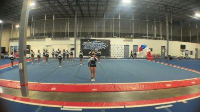 Maryland Twisters - Fierce Winds [L4 Junior - Small - B] 2021 NCA All-Star Virtual National Championship