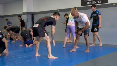 Yuri Simoes & Kody Steele No-Gi Training