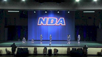 Pivot Performance Arts [2021 Mini Hip Hop Day 2] 2021 NDA All-Star National Championship