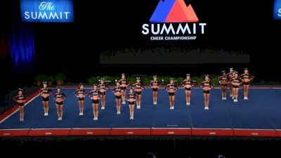 Excite Gym and Cheer - Fierce [2021 L3 Senior - Small Wild Card] 2021 The Summit