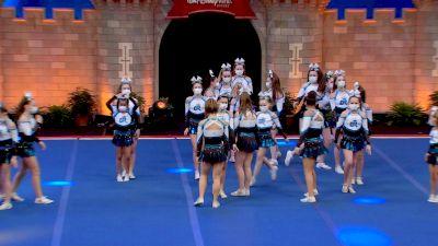 Cheerletics Royalty - POSH [2021 L3 U17 Prelims] 2021 The Summit