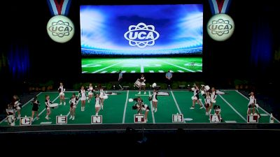 Central High School [2021 Large Non Tumbling Game Day Finals] 2021 UCA National High School Cheerleading Championship