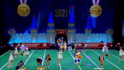Goodpasture High School [2021 Large Game Day Div II Finals] 2021 UCA National High School Cheerleading Championship