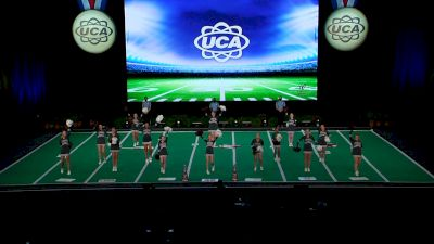 Dickson Middle School [2021 Small Junior High Game Day Semis] 2021 UCA National High School Cheerleading Championship