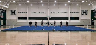 University of Hawaii [Virtual Division IA Finals] 2021 UCA & UDA College Cheerleading & Dance Team National Championship
