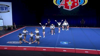 Cheer St. Louis - Prestige [2021 L6 International Open Coed Non Tumbling Finals] 2021 The Cheerleading Worlds