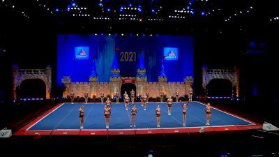 Elite Cheer - Odyssey [2021 L5 Senior - Small Finals] 2021 The Summit