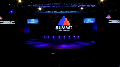 CheerVille Athletics HV - Wicked [2021 L3 Junior - Small Finals] 2021 The Summit