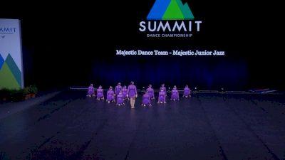 Majestic Dance Team - Majestic Junior Jazz [2021 Junior Jazz - Small Semis] 2021 The Dance Summit