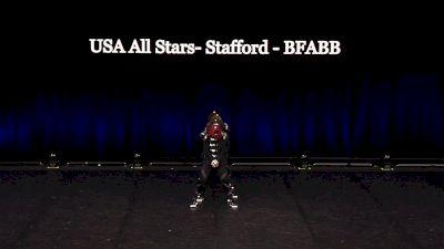 USA All Stars- Stafford - BFABB [2021 Junior Hip Hop - Small Semis] 2021 The Dance Summit