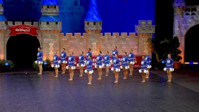 University of Memphis [2021 Division IA Pom Finals] 2021 UCA & UDA College Cheerleading & Dance Team National Championship