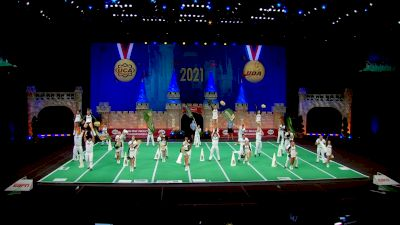 University of South Florida [2021 Division IA Game Day Finals] 2021 UCA & UDA College Cheerleading & Dance Team National Championship