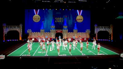 Drury University [2021 Open Coed Game Day Finals] 2021 UCA & UDA College Cheerleading & Dance Team National Championship