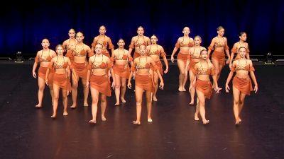 Dance Dynamics [2021 Senior Large Contemporary/Lyrical Semis] 2021 The Dance Worlds