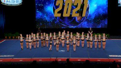 Woodlands Elite - OR - Generals [2021 L6 Senior Medium All Girl Semis] 2021 The Cheerleading Worlds