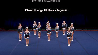 Cheer Energy All Stars - Impulse [2021 L4.2 Senior - Small Semis] 2021 The D2 Summit