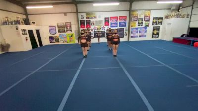 Xtreme Heat All Stars - Reckless [L3 Senior] Varsity All Star Virtual Competition Series: Event II