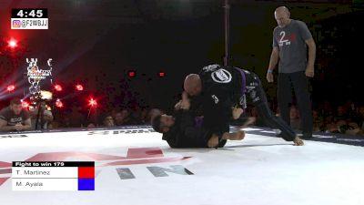 Tony Martinez vs Michael Ayala   Fight To Win 179