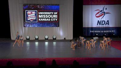 University of Missouri - Kansas City [2021 Jazz Division I Finals] 2021 NCA & NDA Collegiate Cheer & Dance Championship