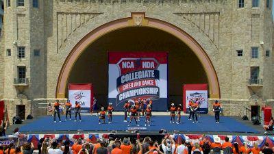Oklahoma State University [2021 Advanced Large Coed IA Prelims] 2021 NCA & NDA Collegiate Cheer & Dance Championship