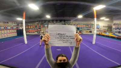 Elite All Stars of Maine - Commanders [L6 International Open Coed - NT] 2021 Varsity All Star Winter Virtual Competition Series: Event V