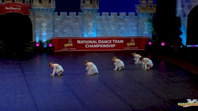 World Class All Star Dance - Dazzlers [2021 Mini - Prep - Cont/Lyrical Semis] 2021 UDA National Dance Team Championship