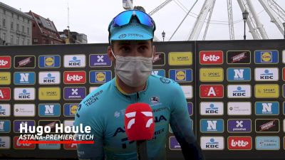 Hugo Houle: Catching Favorites Off Guard 2021 Tour Of Flanders