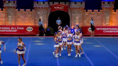Pennsylvania Elite Cheerleading - Guardians [2021 L6 Senior - XSmall Day 2] 2021 UCA International All Star Championship
