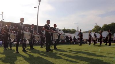 In The Lot: Blue Knights At DCI Southeastern Championship