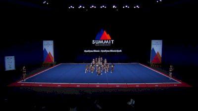GymTyme Illinois - GymTyme Illinois Spark [2021 L4.2 Senior - Small Finals] 2021 The Summit