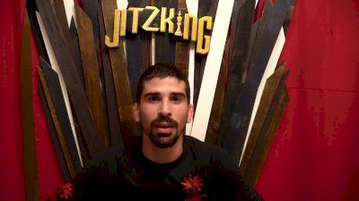 Enrico Cocco on Defeating Richie Martinez at Jitzking