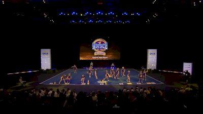 Hanford High School [2020 Medium Varsity Non Tumbling Semis] 2020 UCA National High School Cheerleading Championship
