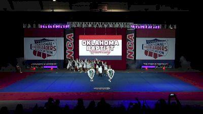 Oklahoma Baptist University [2019 Intermediate All-Girl Division II Finals] 2019 NCA & NDA Collegiate Cheer and Dance Championship