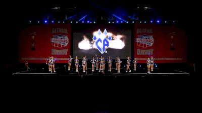 Cheer Athletics GalactiCats [2019 L4 Small Senior Day 2] 2019 NCA All Star National Championship
