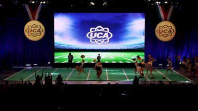 Live Oak High School [2020 Super Game Day Division II Finals] 2020 UCA National High School Cheerleading Championship
