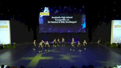 Southside High School [2020 Small Hip Hop Prelims] 2020 UDA National Dance Team Championship