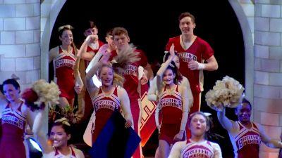 Brother Martin High School [2020 Medium Varsity Coed Semis] 2020 UCA National High School Cheerleading Championship