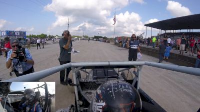 Go Inside Justin Grant's Ride At The Hoosier 100
