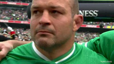 Rory Best's Dublin Farewell