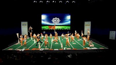 University of Tennessee [2021 Division IA Game Day Semis] 2021 UCA & UDA College Cheerleading & Dance Team National Championship