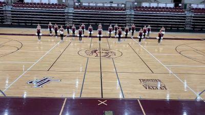 Jenks High School [Large Varsity - Game Day] 2021 UDA National Dance Team Championship