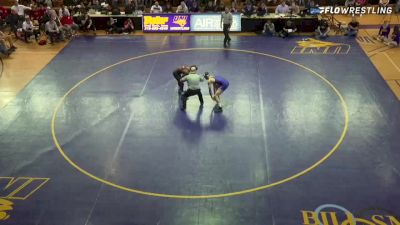 Isaiah White (Nebraska) vs Austin Yant (Northern Iowa)