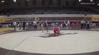 Match - Cale Davidson, Wyoming vs Jacob Seely, Northern Colorado with commentary