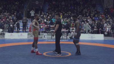 74kg Jordan Burroughs, USA vs. Frank Chamizo, Italy