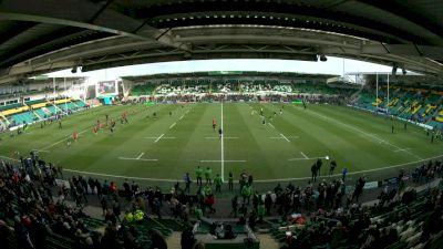 Premiership Rugby Cup SF: Northampton vs Newcastle