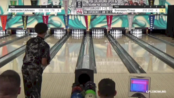 Two Baker 300s Within Minutes At PBA Doubles