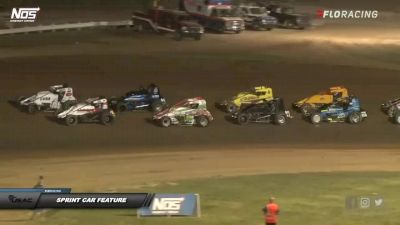 Sprint Car Highlights | IMW at Lincoln Park Speedway Night 2