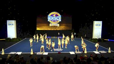 Boaz High School [2020 Super Varsity Non Tumbling Finals] 2020 UCA National High School Cheerleading Championship