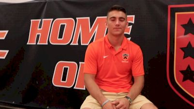 Pat Glory On Sebastian Rivera Match, Getting Adjusted To College and Future Plans