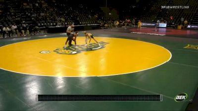 133 lbs - Kellyn March (North Dakota State)vs Devan Turner (Oregon State)